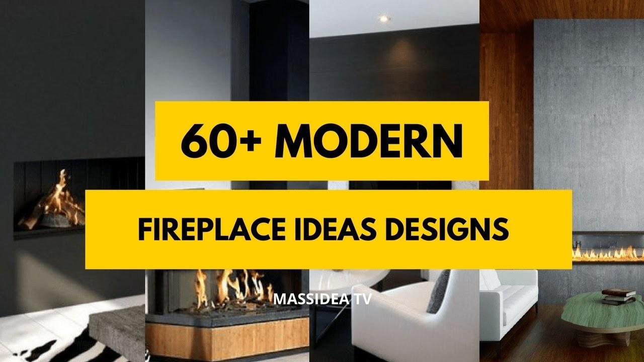 Best Modern Fireplace Designs Ideas 2018