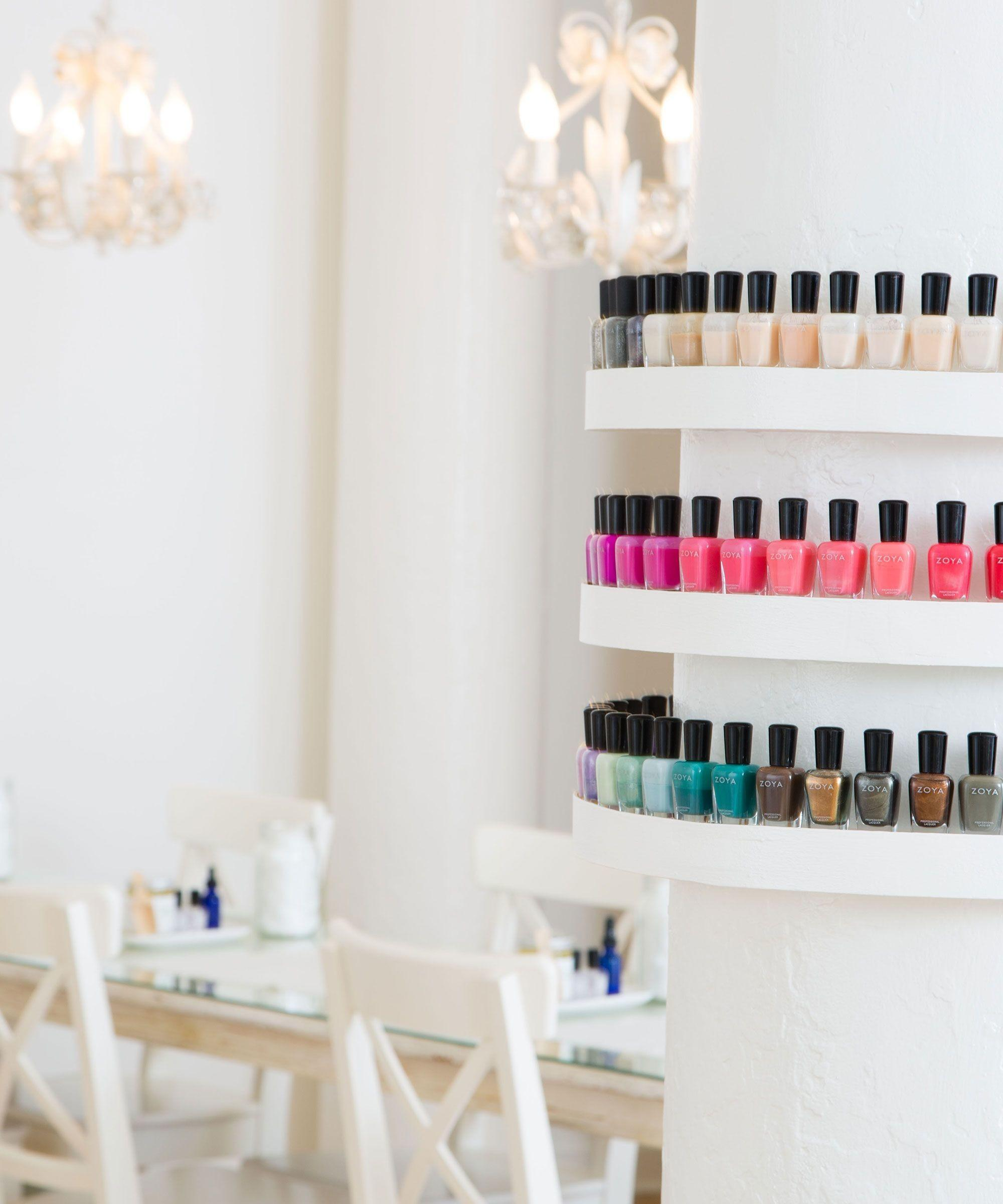 Best Nail Salons Nyc Manicure Pedicure New York