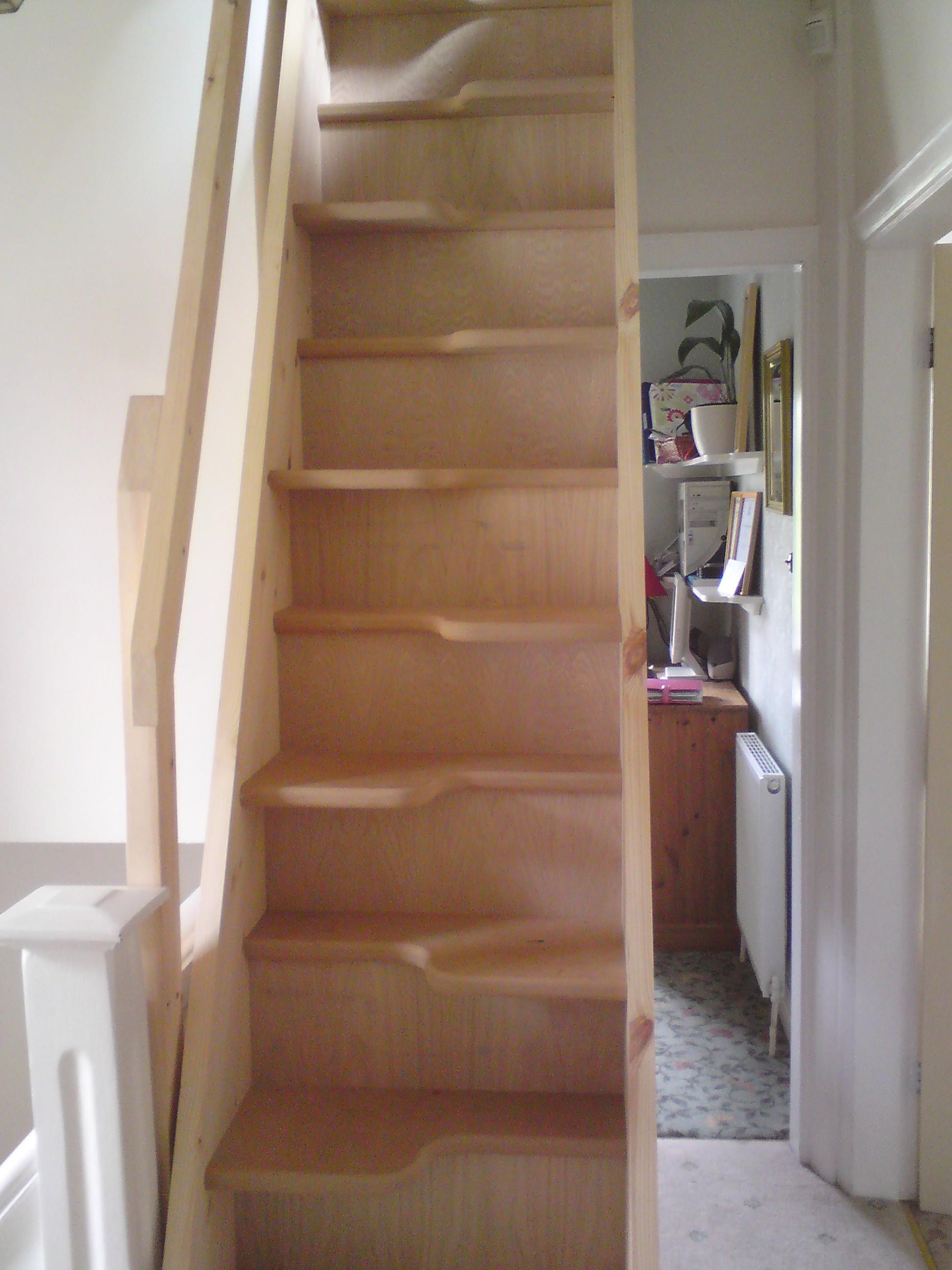 Best Narrow Staircase Design Efficient Stairs Space Saving