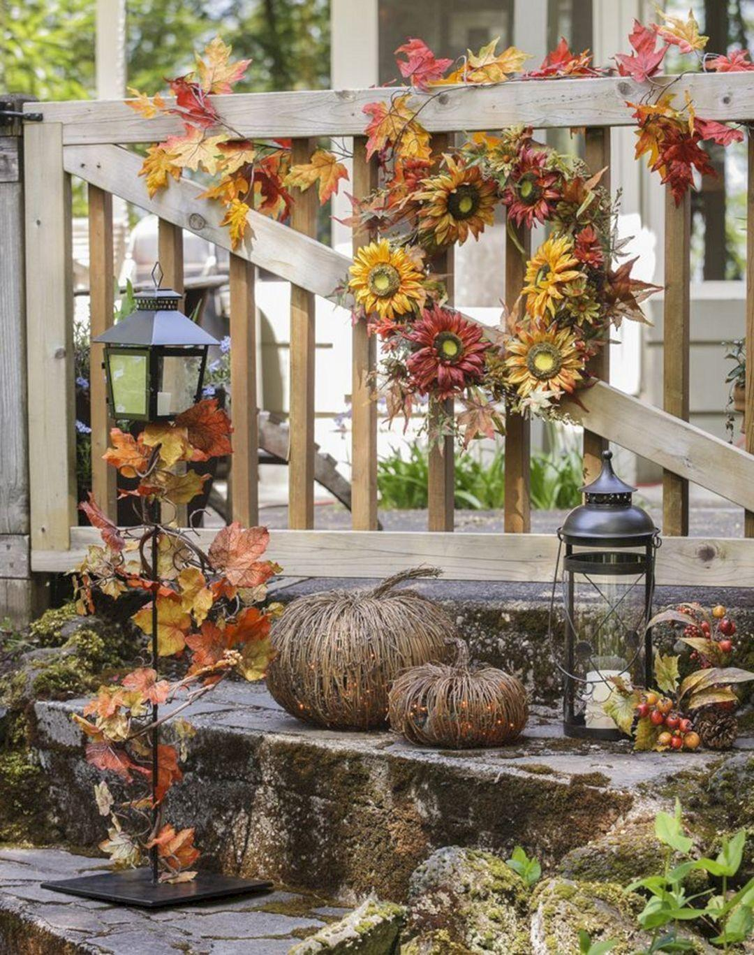 Best New Year Home Front Decorating Ideas