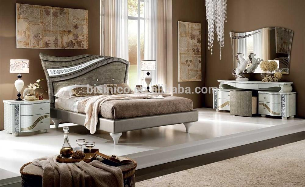 Best Offer Luxury Traditional Solid Wood Italian Style
