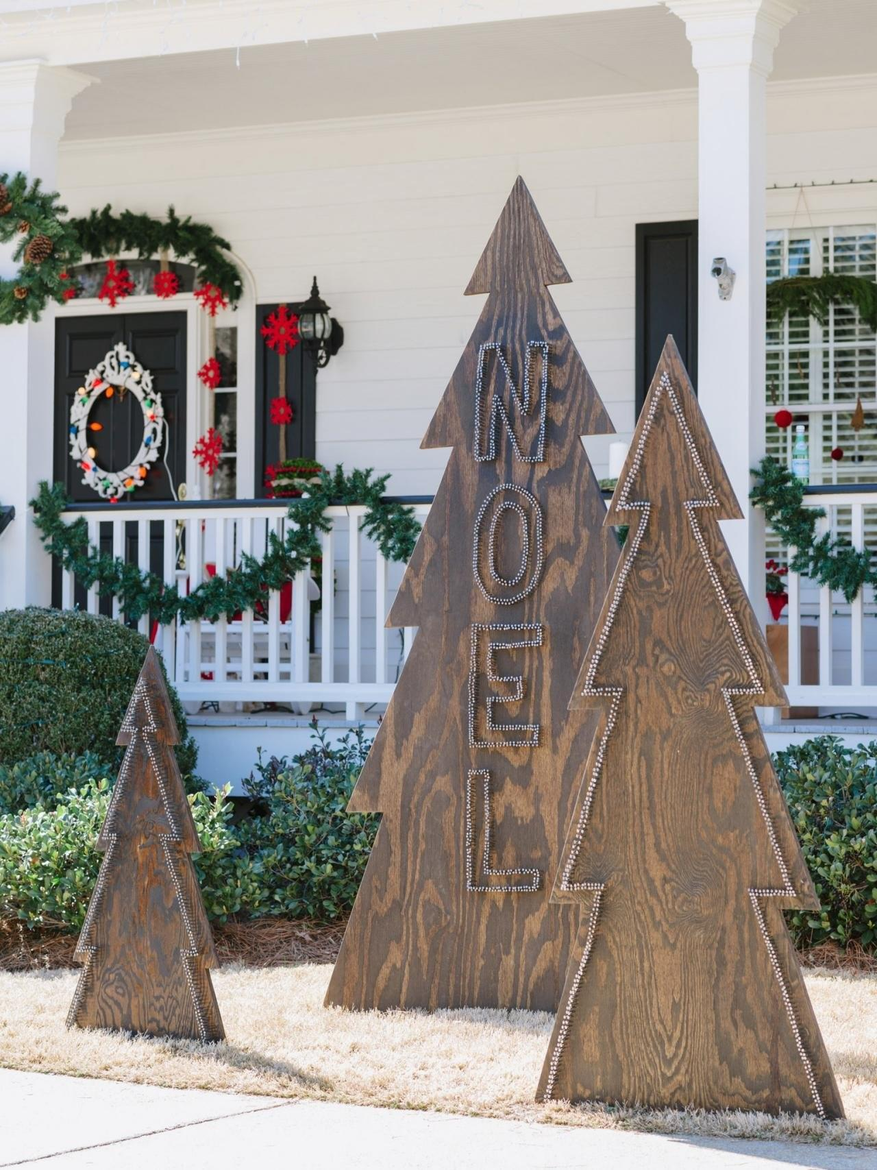 Best Outdoor Christmas Decorations 2018