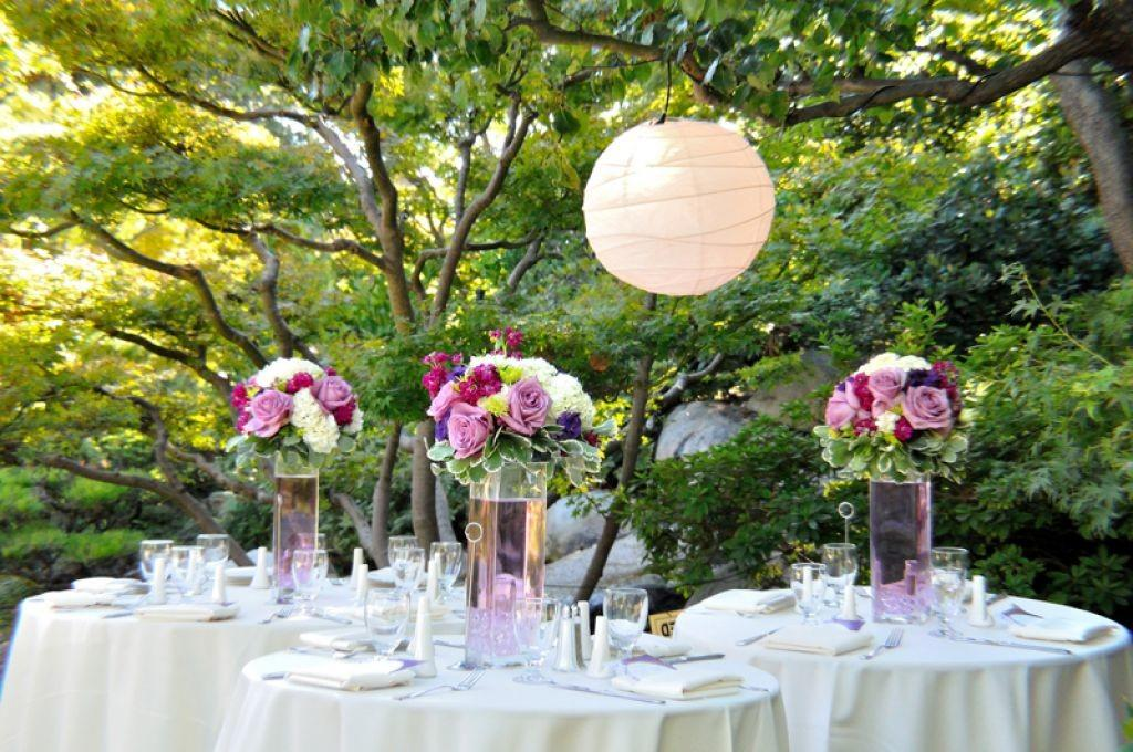 Best Outdoor Summer Wedding Decoration Party