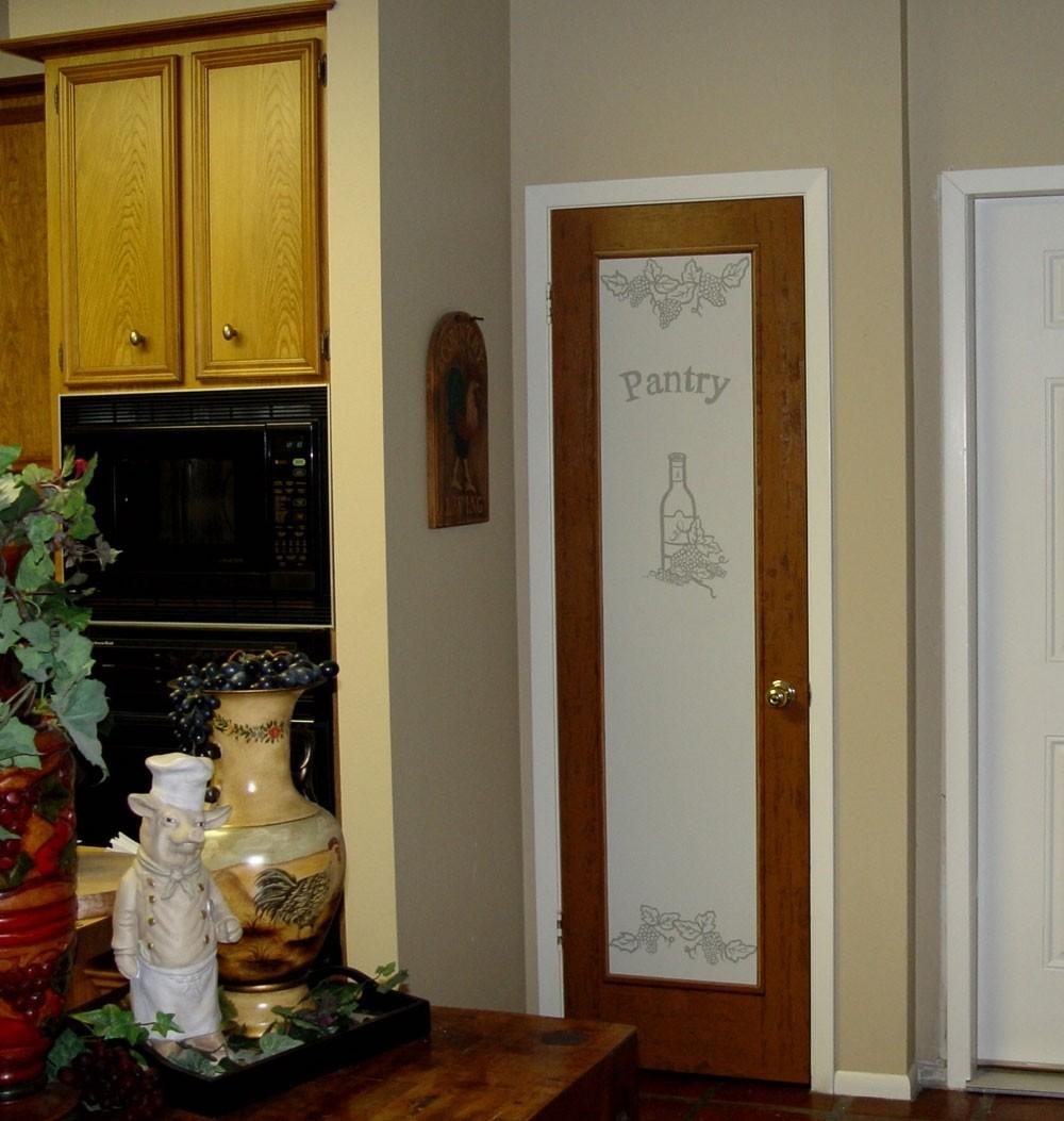 Best Pantry Doors Ideas Door Glass