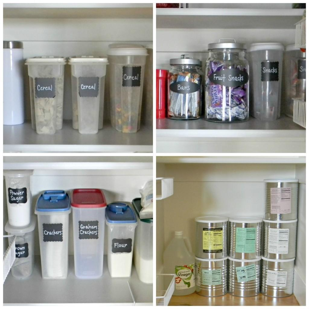 Best Pantry Storage Containers Organizer 5pc Canister