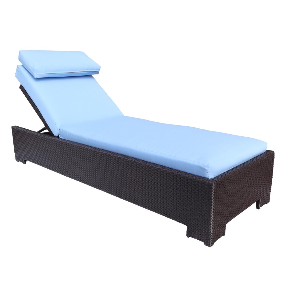 Best Patio Chaise Lounge Chairs Jacshootblog Furnitures