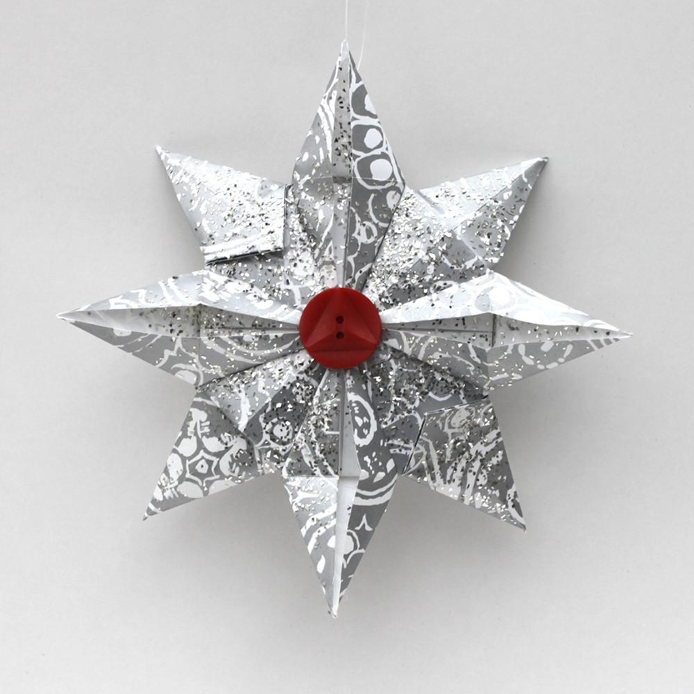 Best Photos Christmas Paper Star Diy Origami