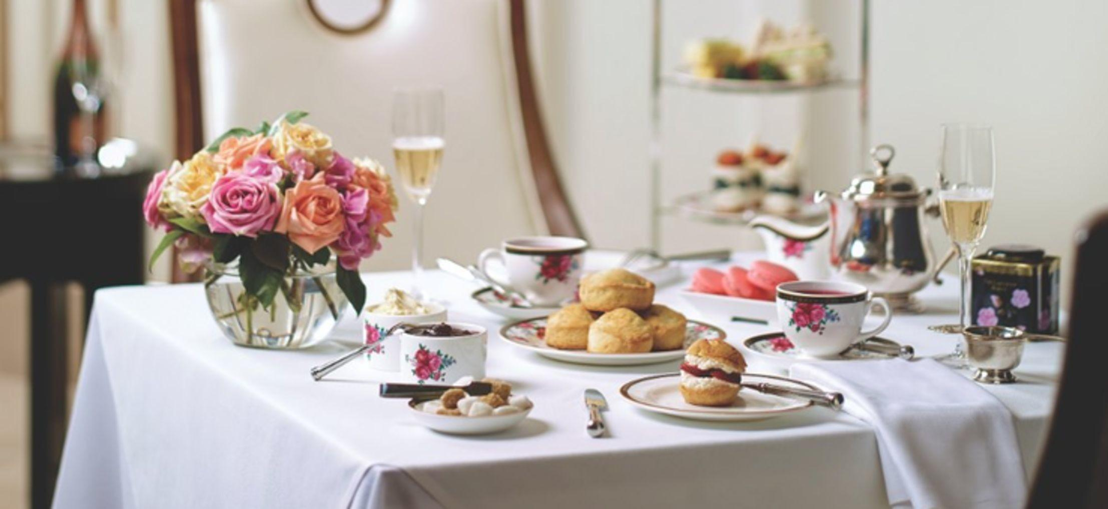 Best Places Afternoon Tea Boston Wheretraveler