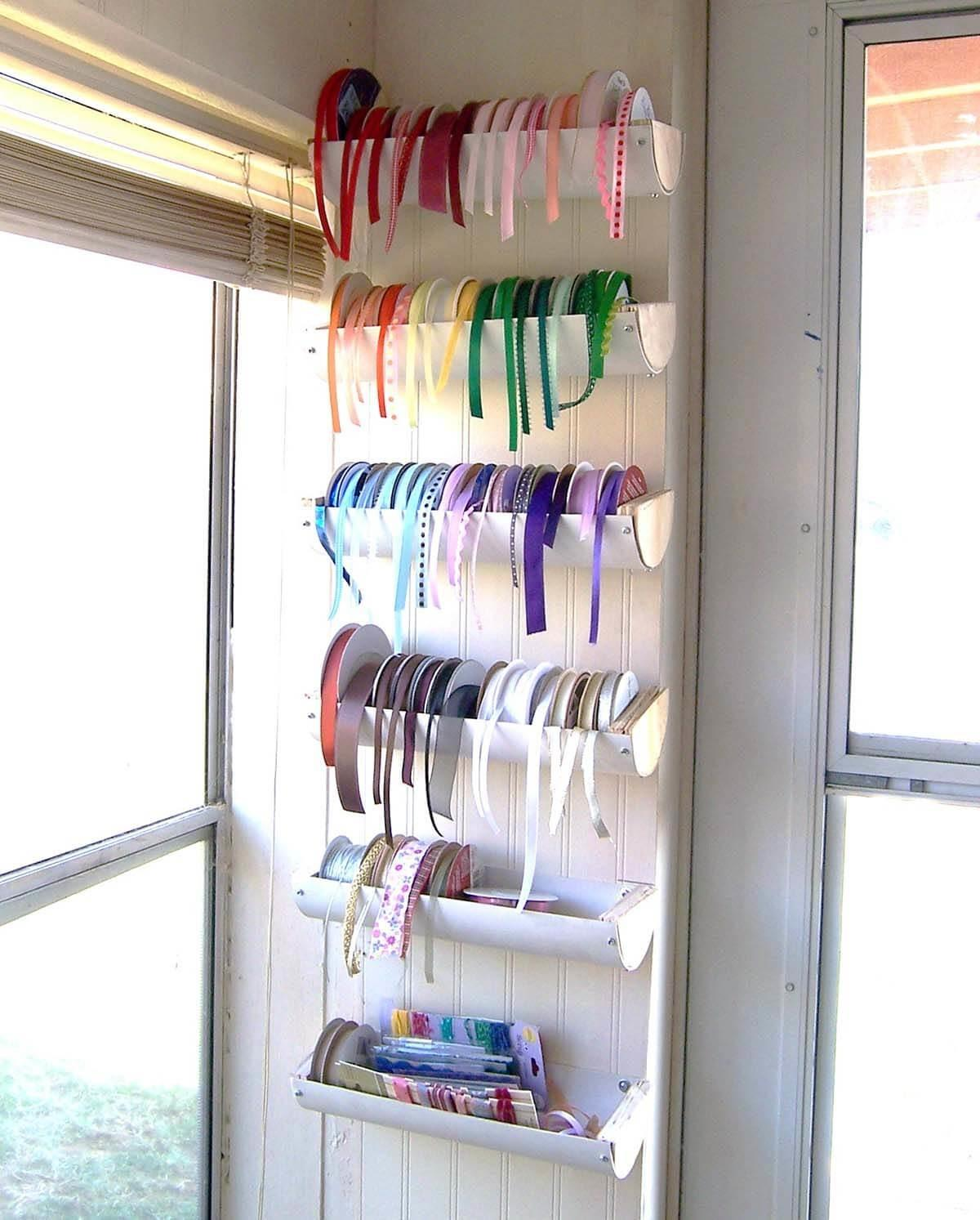 Best Pvc Pipe Organizing Storage Projects Ideas