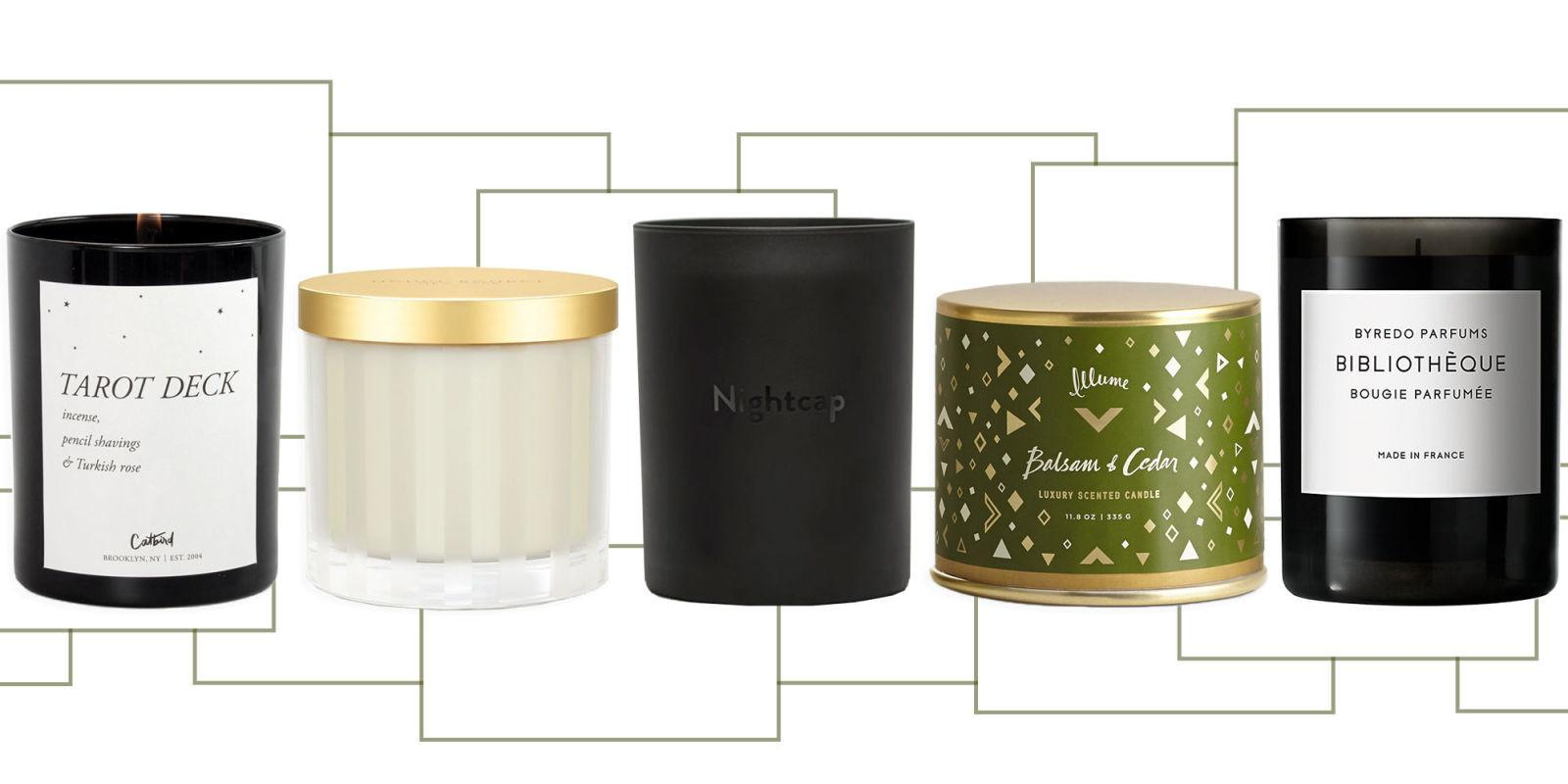 Best Scented Candles Winter 2017 Decorative