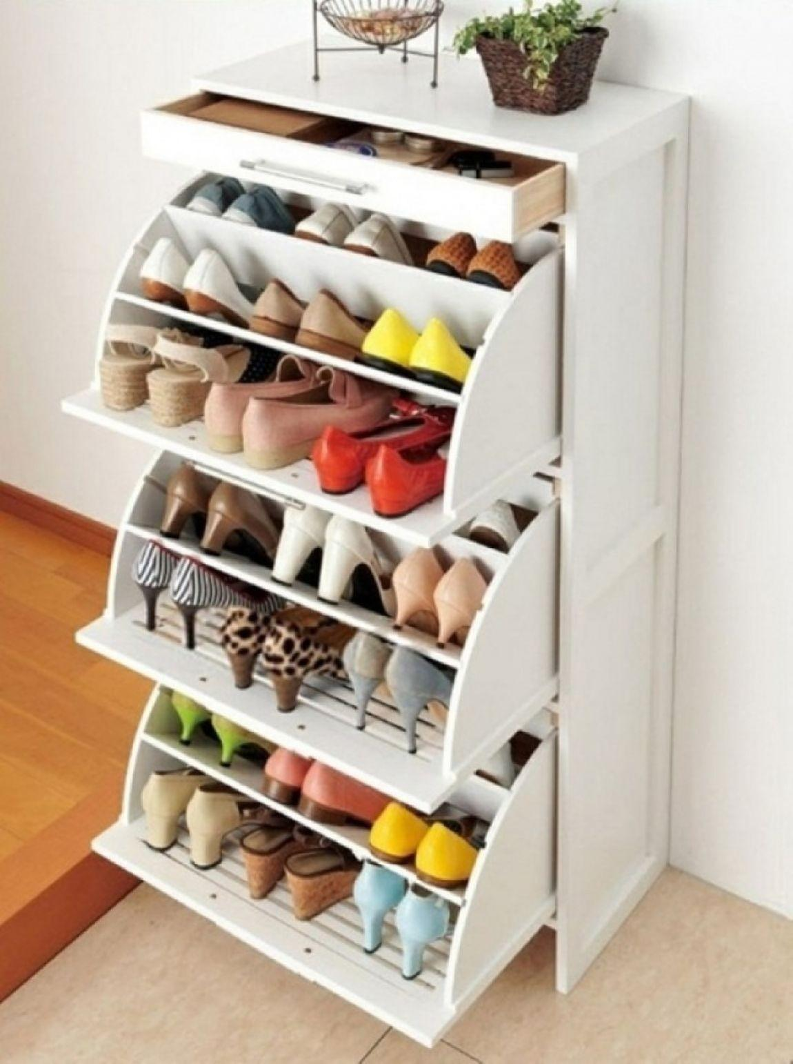 Best Shoe Storage Ideas 2018