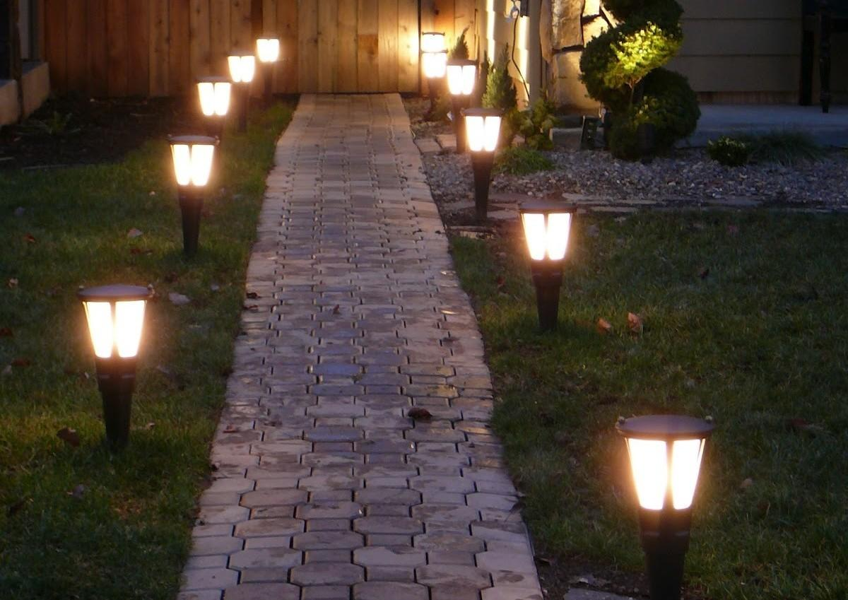 Best Solar Lights Garden Ideas