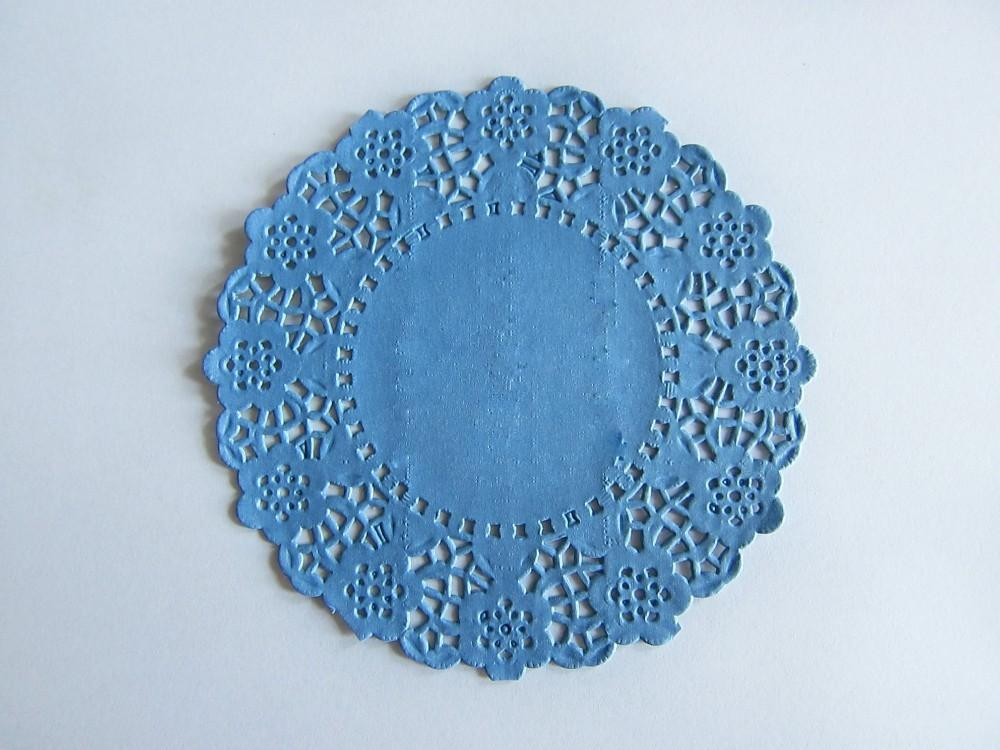 Best Ss Mixed Colors Round Lace Paper Doilies