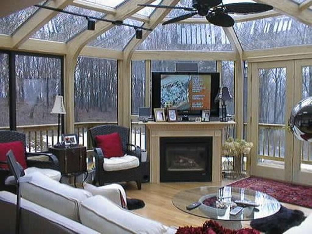 Best Sunroom Idea Runs Detail Next Spring