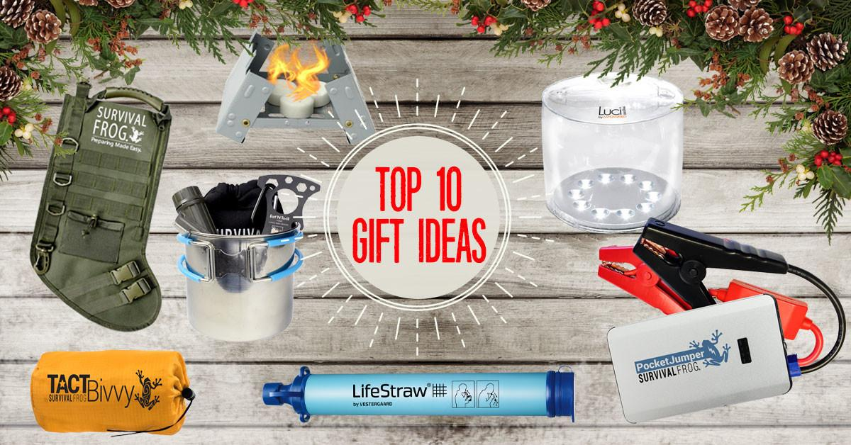 Best Survival Gifts Holiday Season