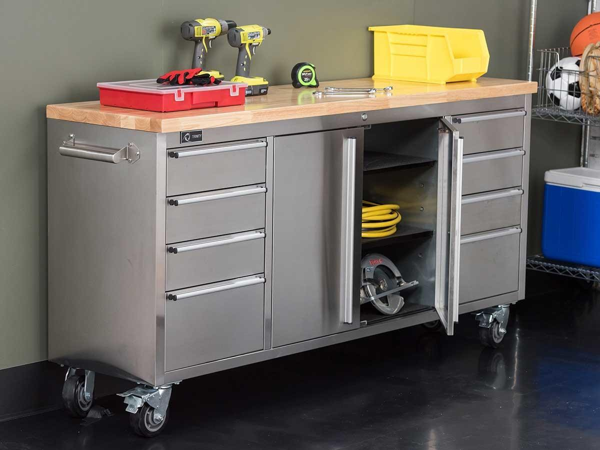 Best Tool Chests 2018 Portable Budget Commercial