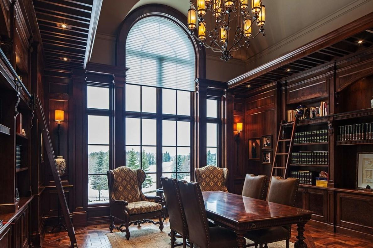 Best Traditional Home Office Design Ideas