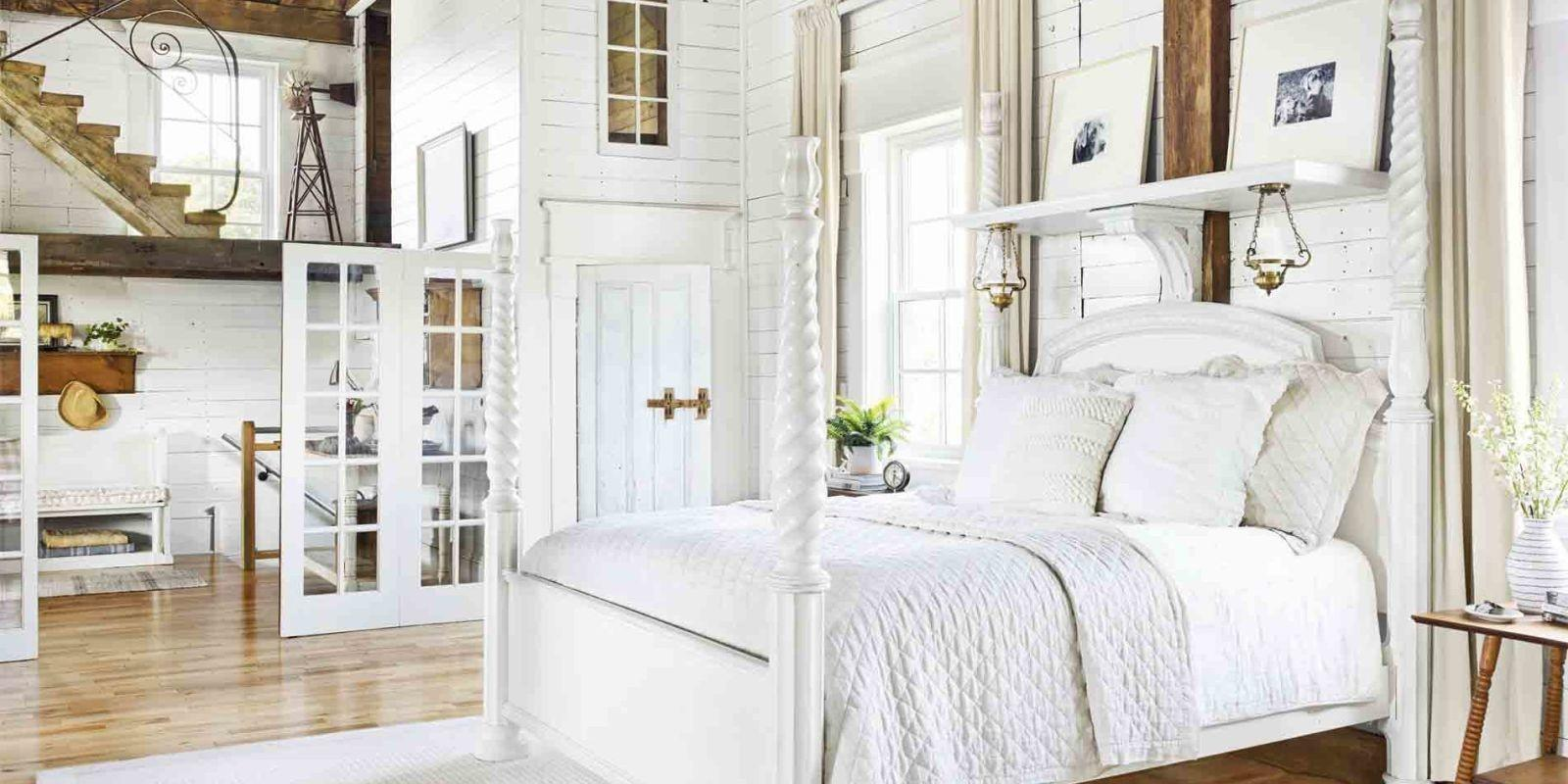 Best White Bedroom Ideas Decorate