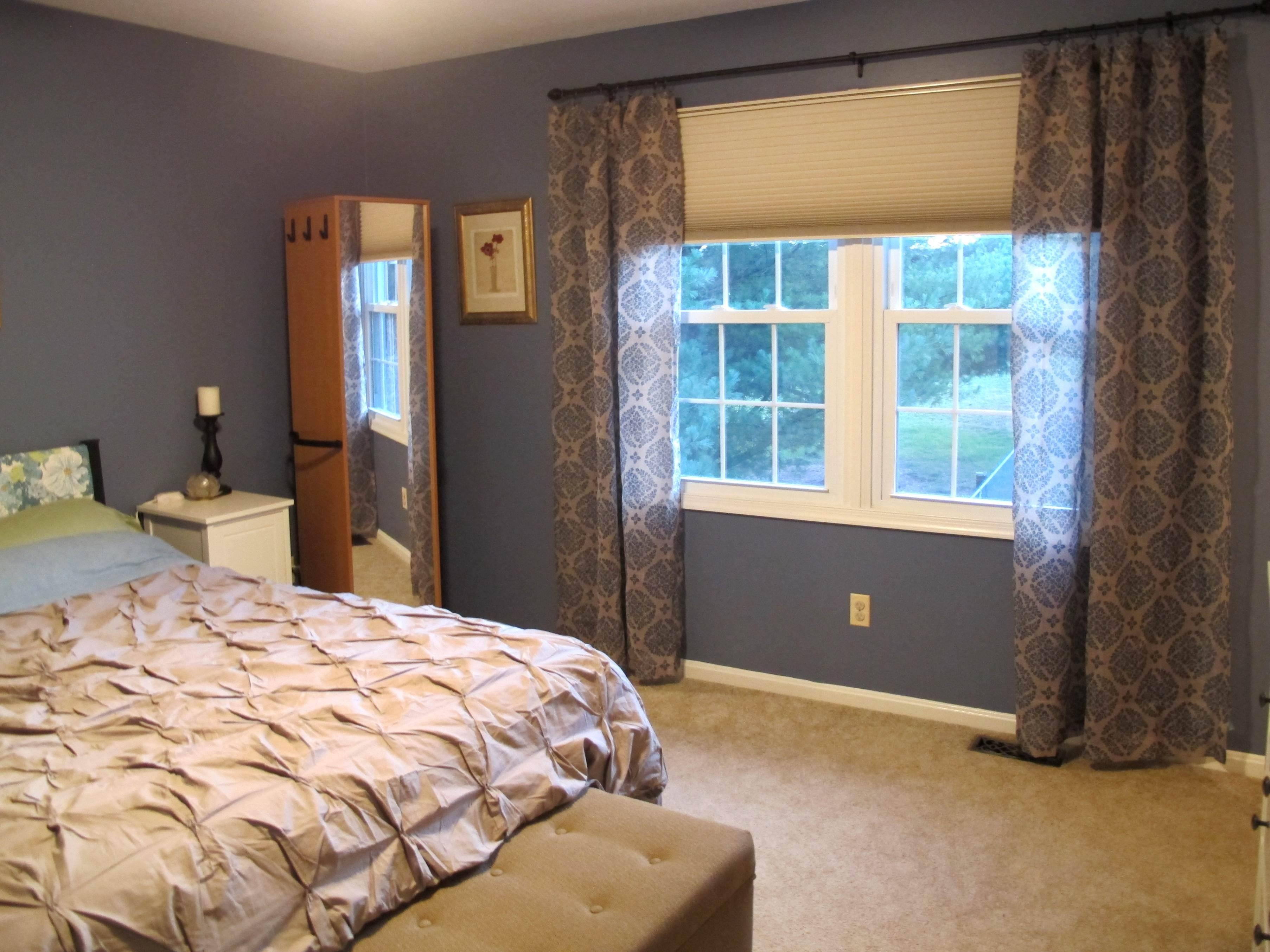Best Window Treatments Master Bedroom Home Intuitive