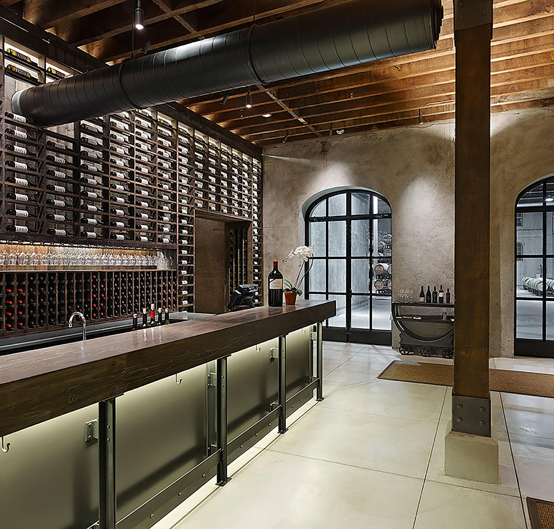 Best Wineries Helena California Architectural Digest