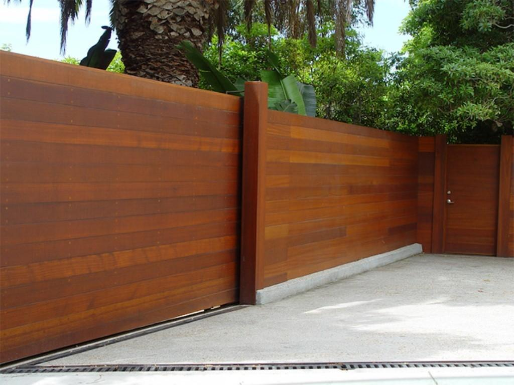 Best Wood Privacy Fence Panels House Design