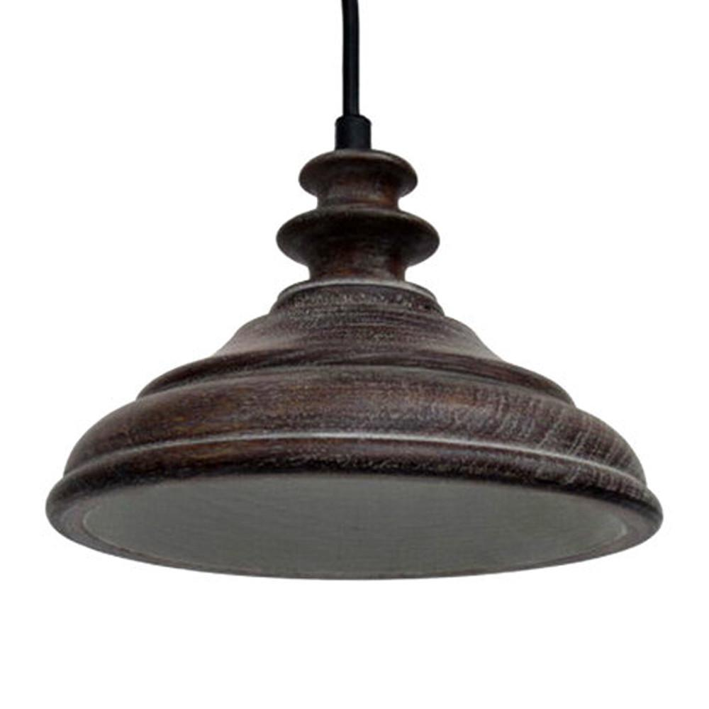 Beta Small Wooden Pendant Lamp Modern Lights