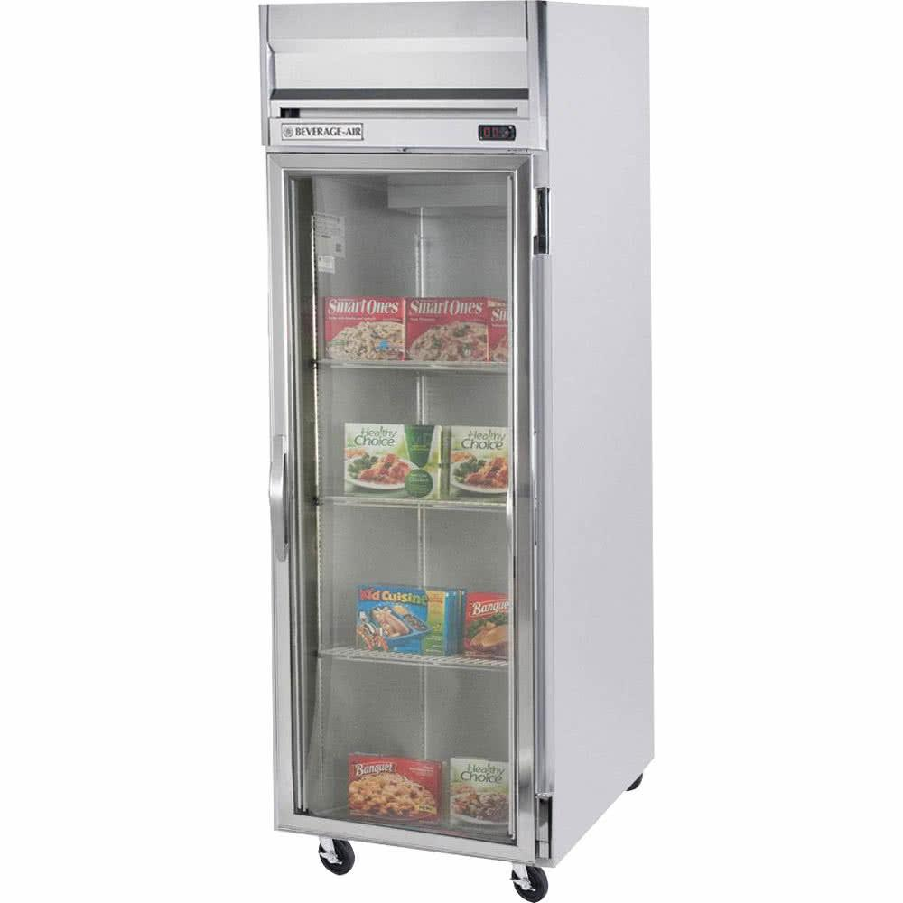 Beverage Air Hr1 Led Section Glass Door Reach