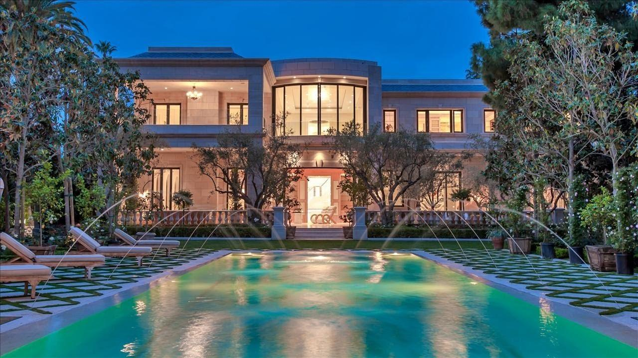 Beverly Hills Mansion Lists Million