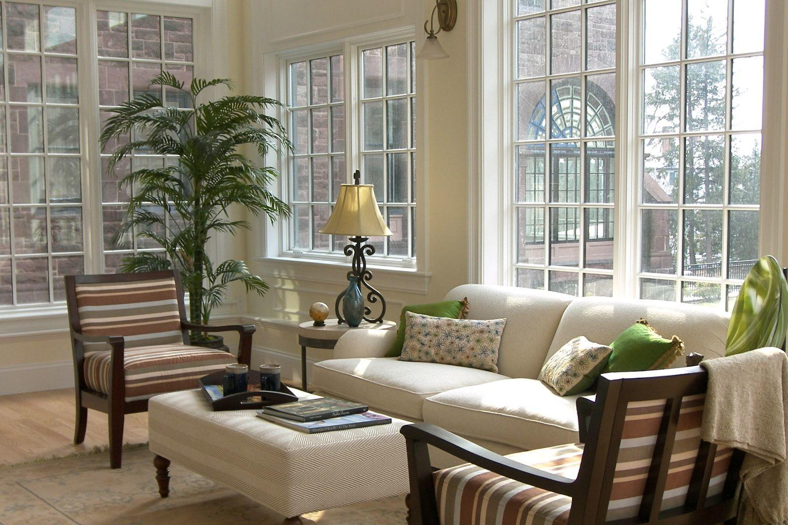 Bewitching Sun Room Desaign Ideas Big White