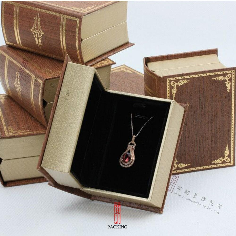 Bible Book Jewelry Boxes Jewellery Case Love