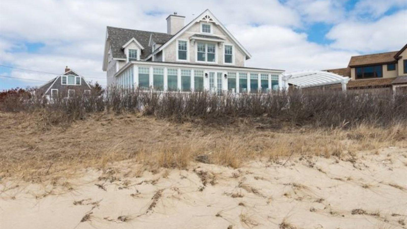 Big Reveal Much Renovated Beach House