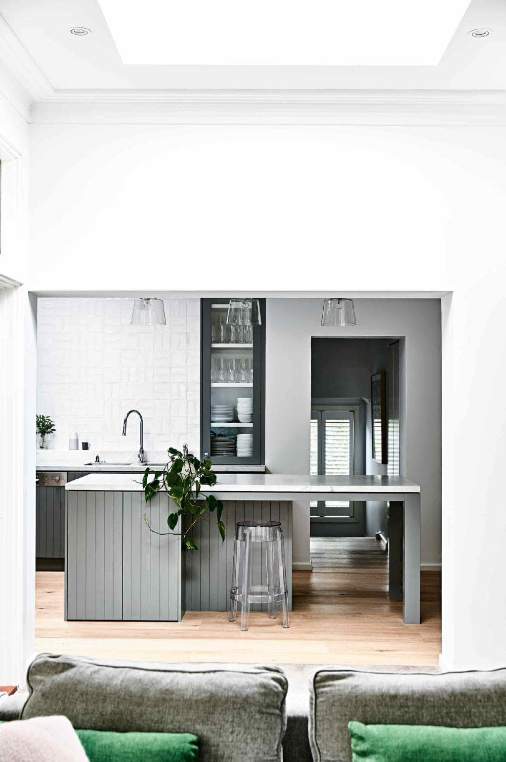 Big Styling Ideas Sophisticated Melbourne Makeover