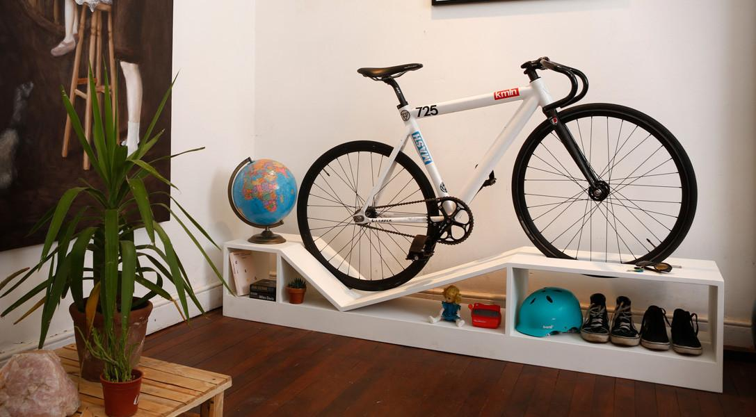 Bike Storage Furniture Manuel Rossel Hiconsumption