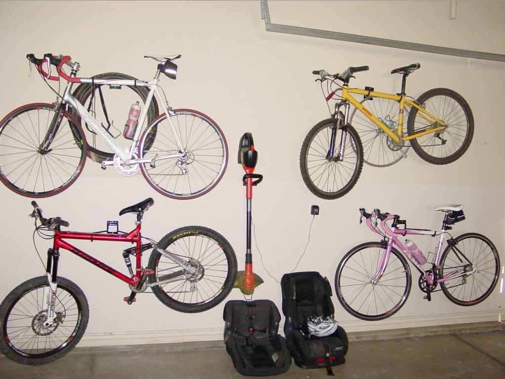 Bike Storage Garage Ideas Gorgeous Way Save Your