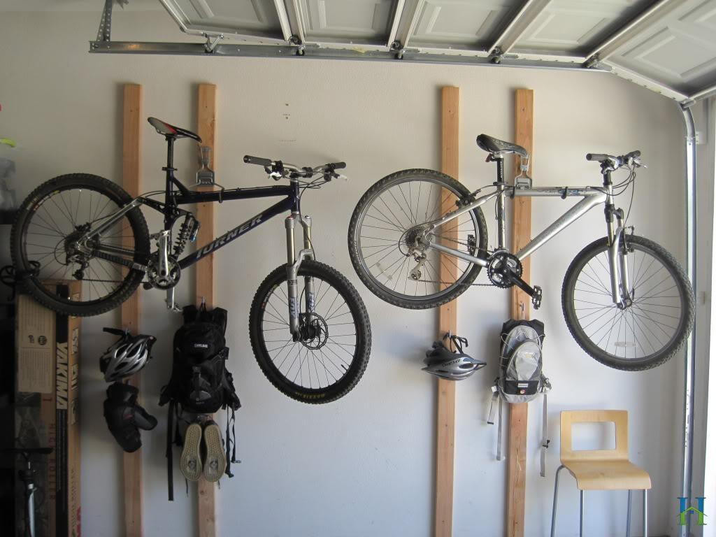 Bike Storage Ideas Create Appropriate Place