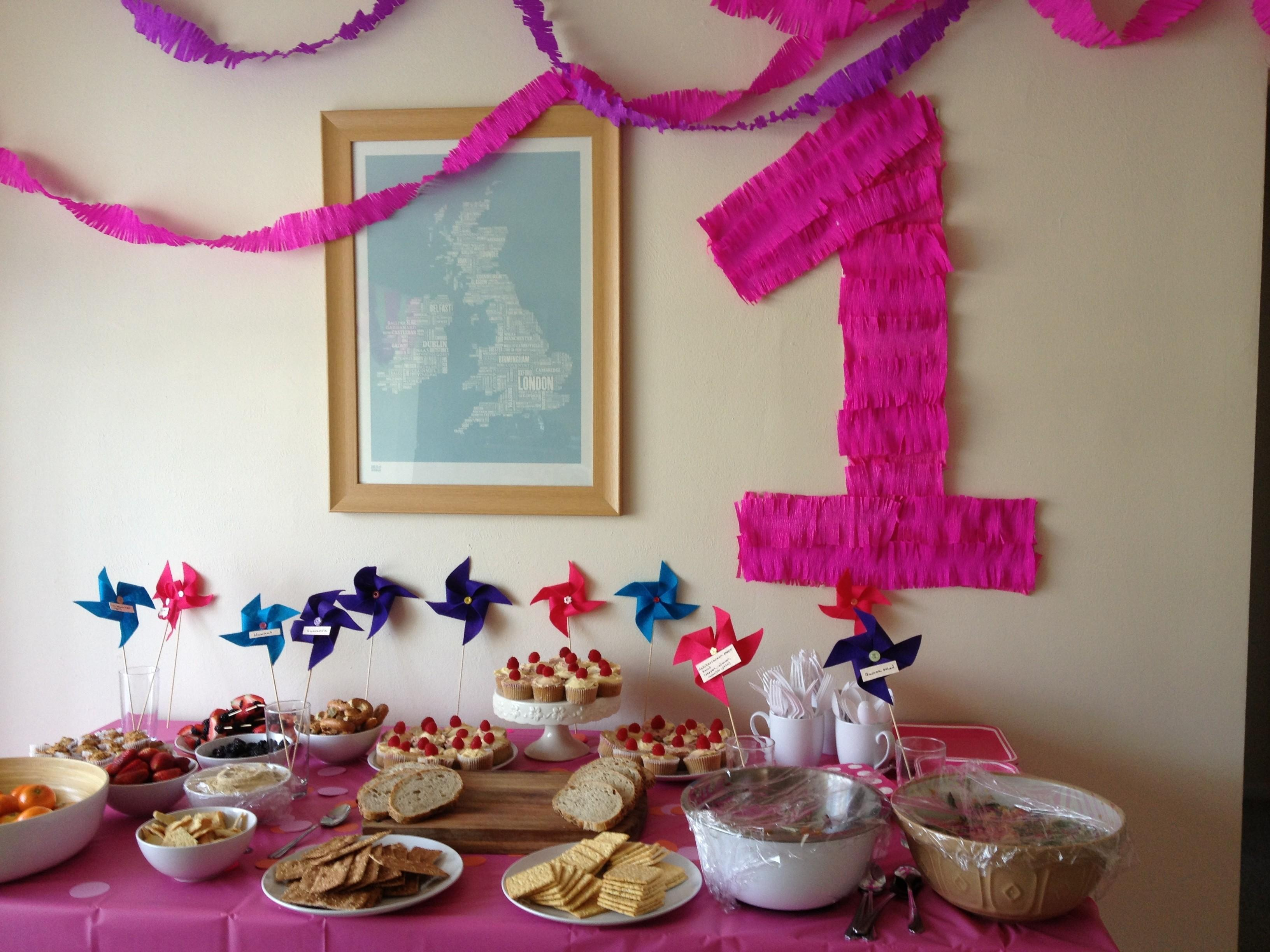 Birthday Decoration Home Kids Party