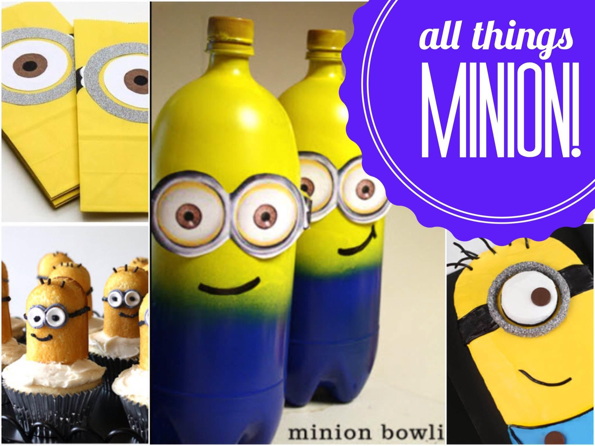 Birthday Party Ideas Featuring Minions Parentmap