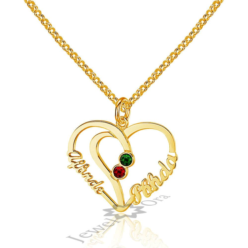 Birthstone Necklace Shopping