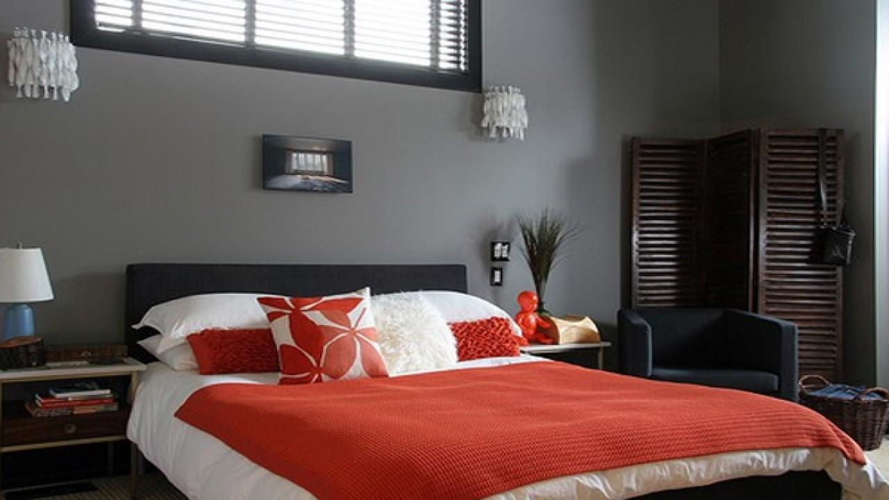 Black Bedroom Ideas Red Gray Decor Boys