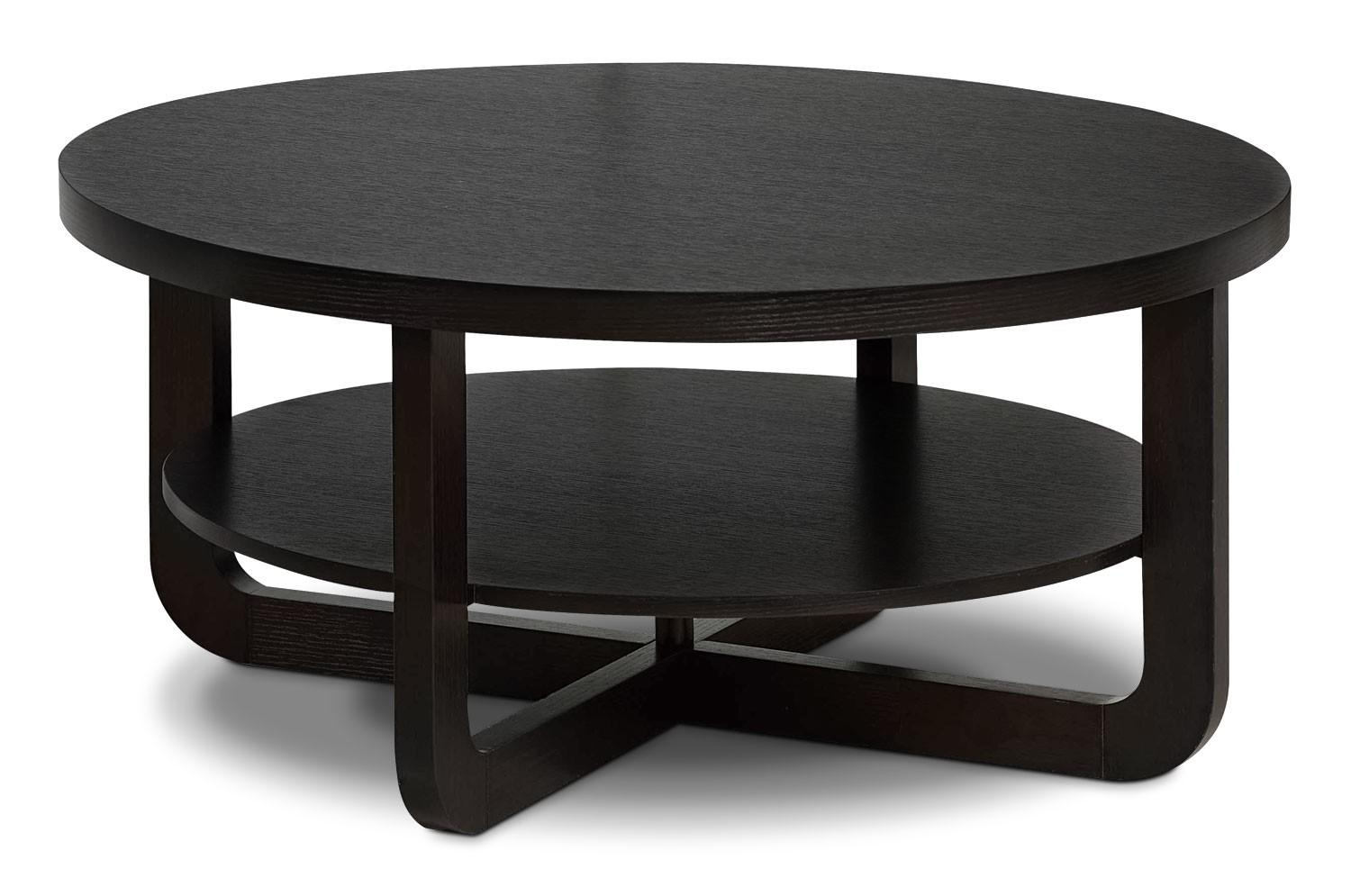 Black Coffee Table Great Simple Modern Glass