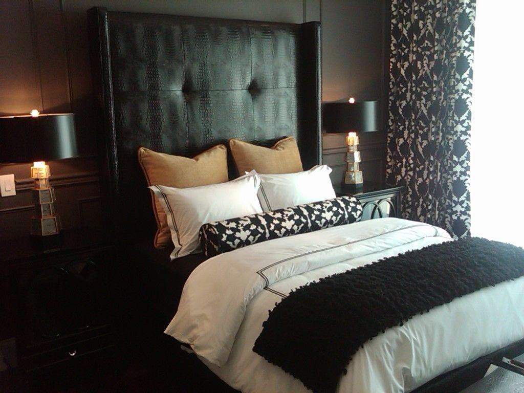 Black Gold Bedroom Ideas Homes Design Inspiration