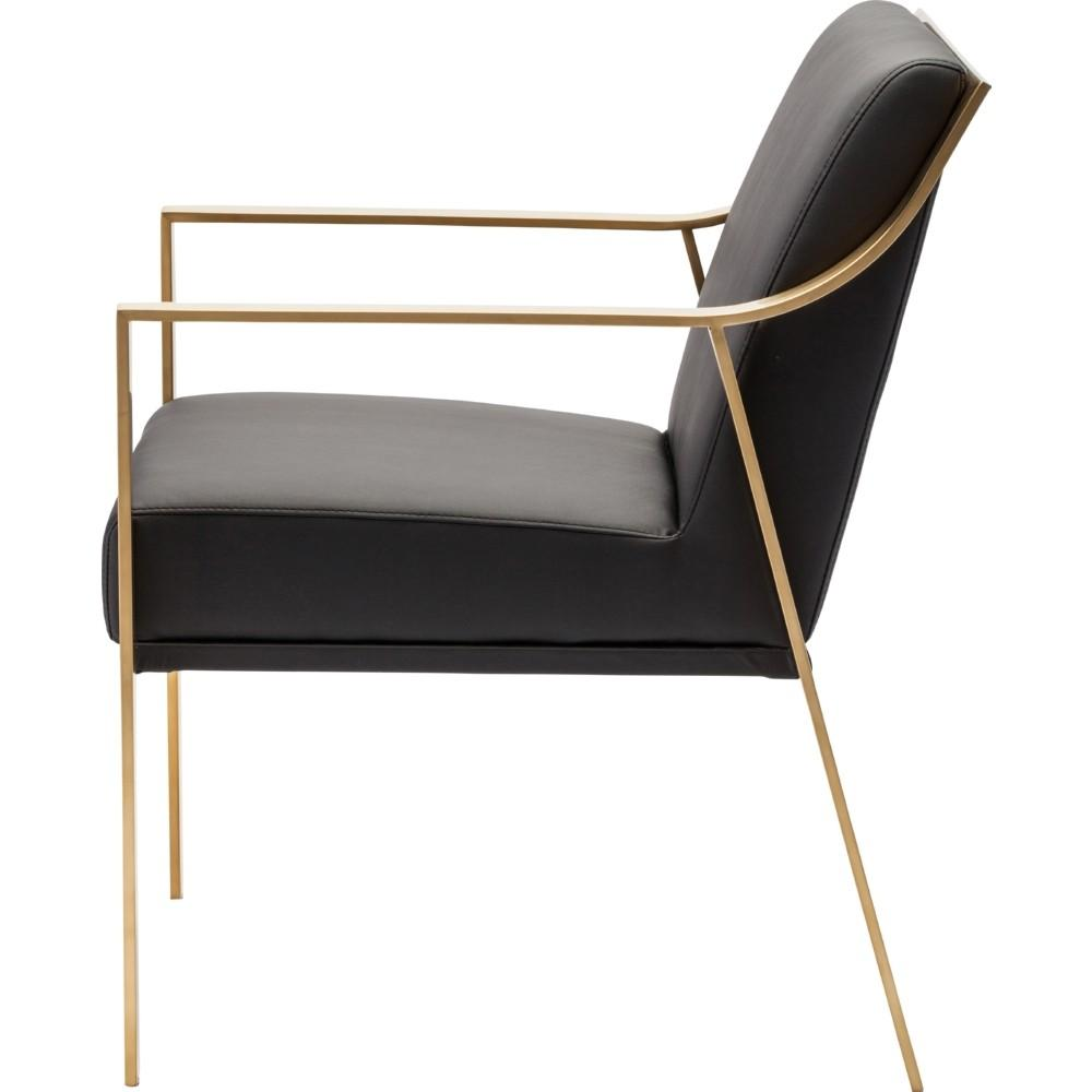 Black Gold Chair Best Home Design 2018