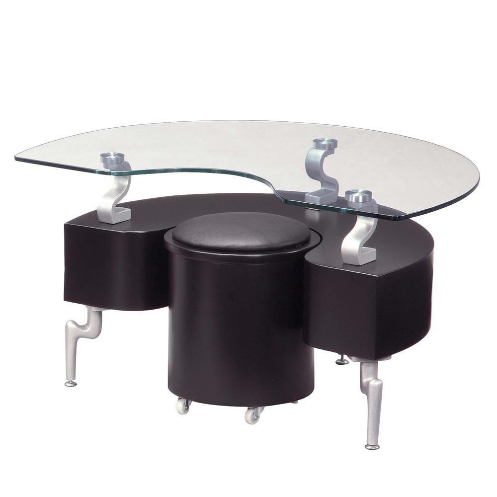 Black Modern End Table Tables