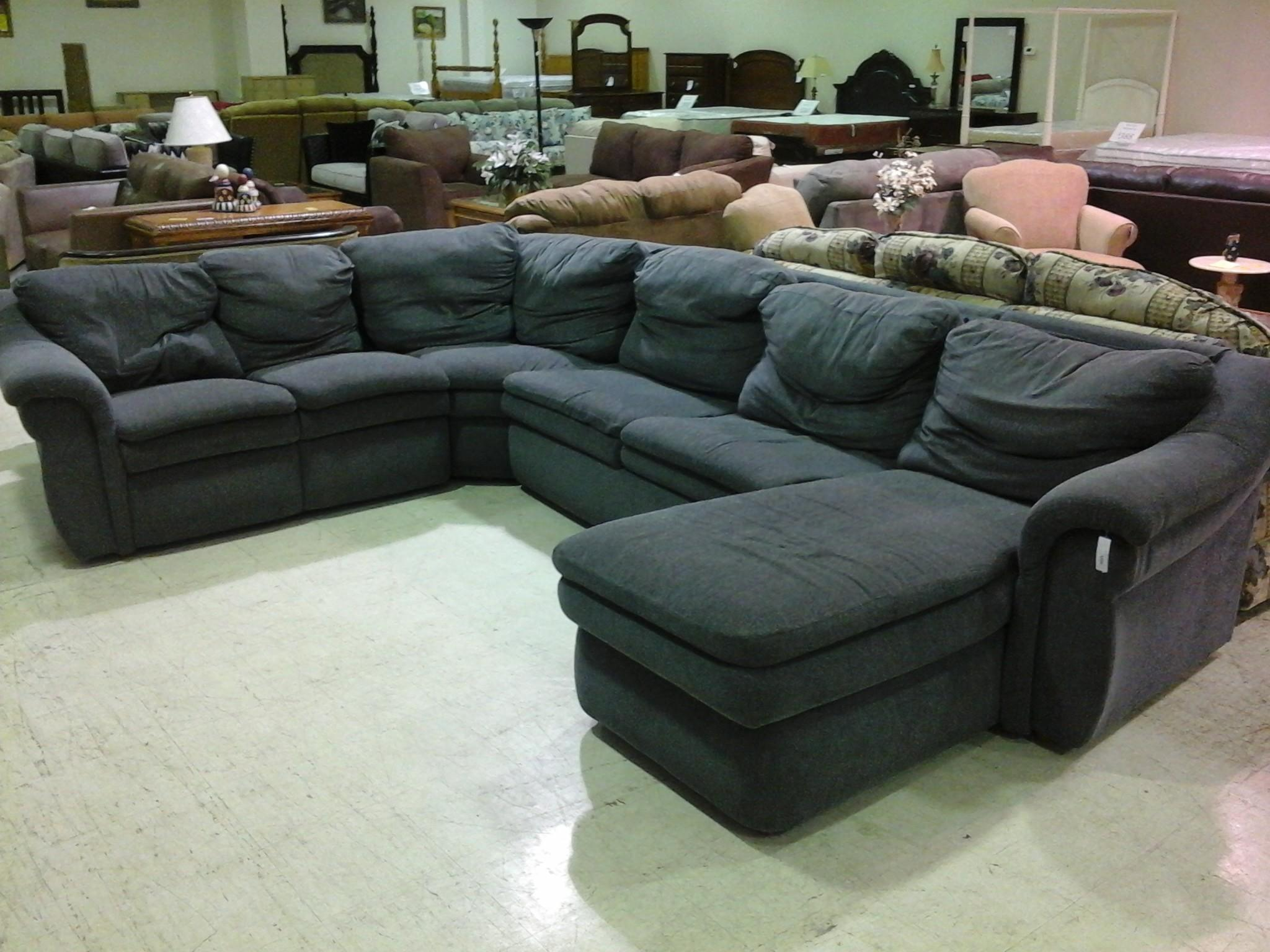 Black Sectional Sofa Recliners Thesofa