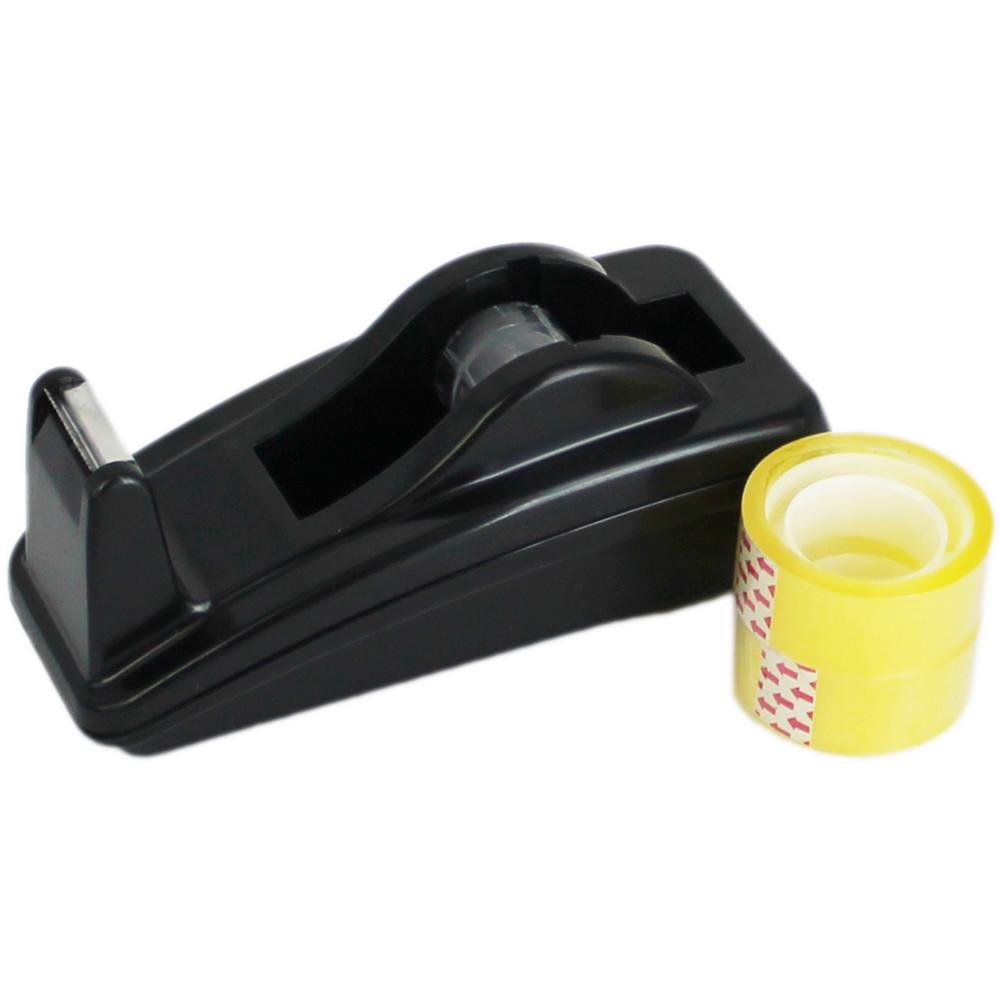 Black Tape Dispenser Cheap Desk Accessories