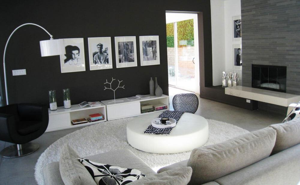 Black White Gray Living Rooms 2015 Best Auto