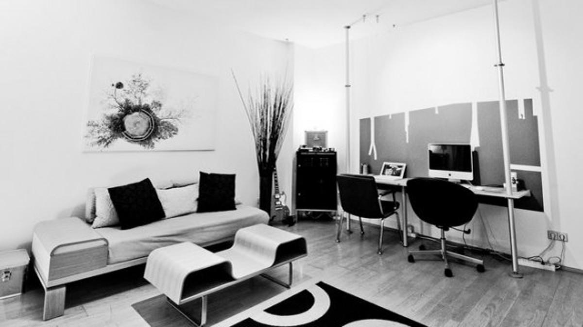 38 Most Beautiful Black And White Home Offices That You Will Want To Have Images Decoratorist
