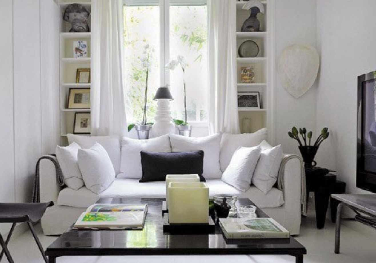 Black White Living Room Decobizz