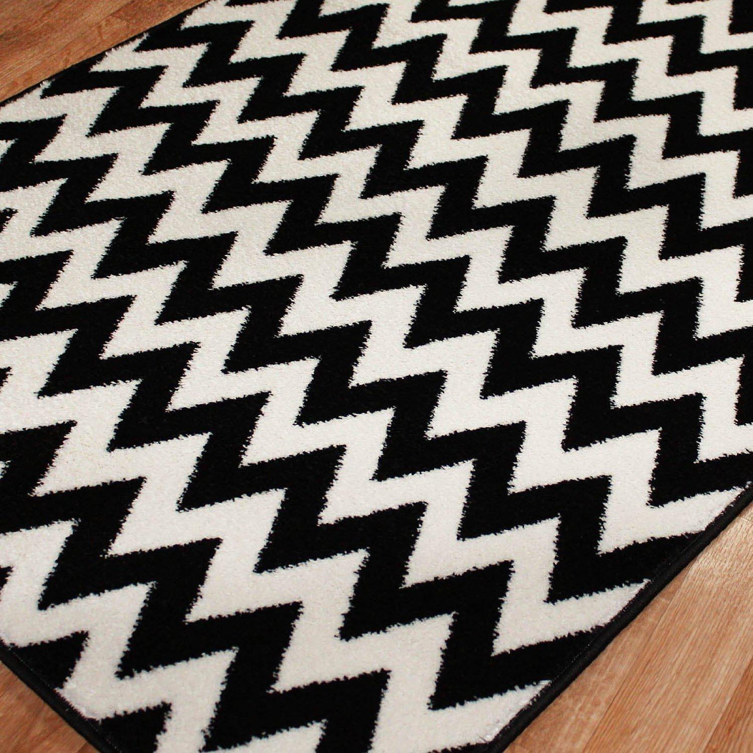 Black White Rug Best Decor Things