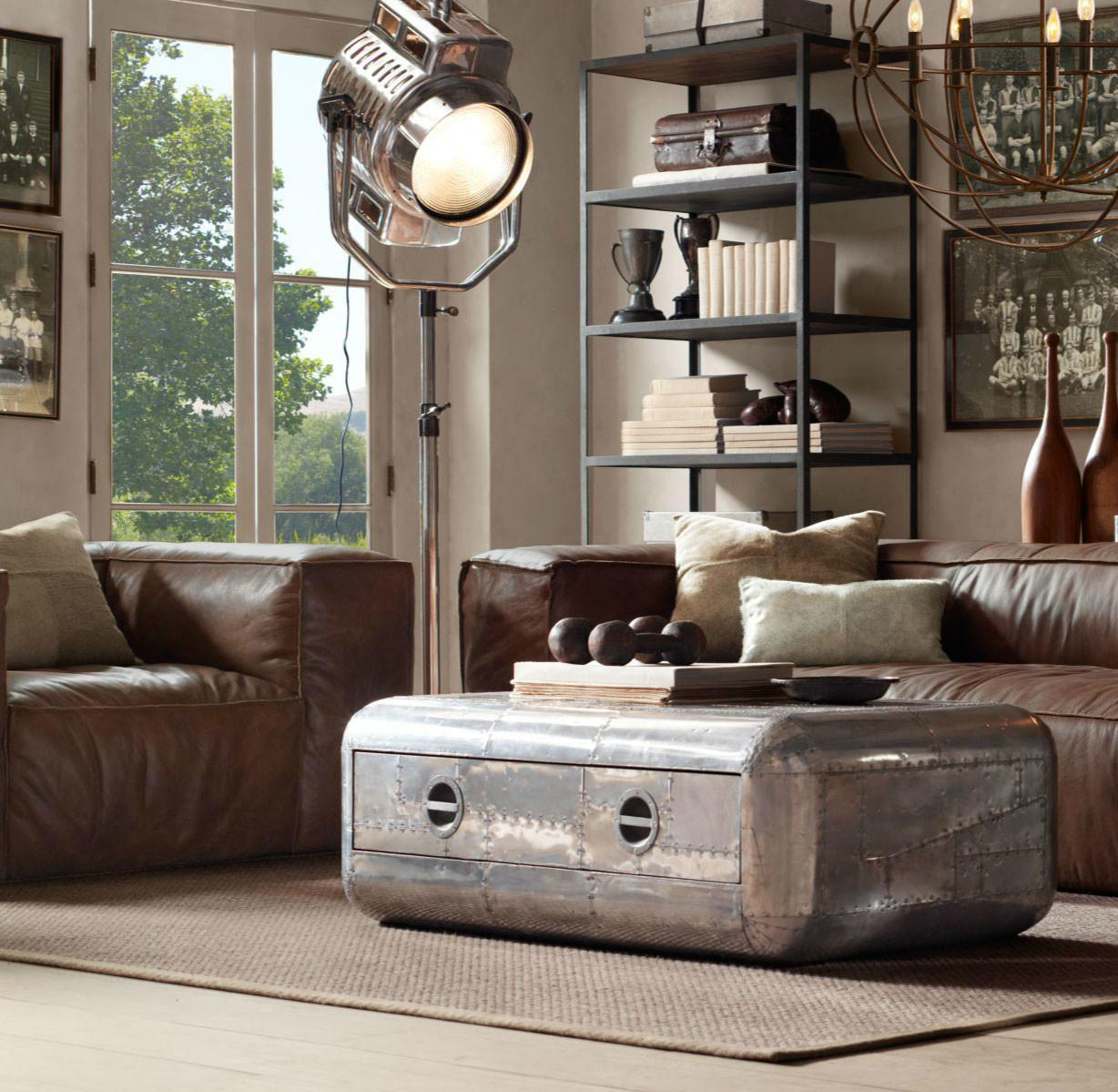 Blackhawk Coffee Table Restoration Hardware Ideasgn